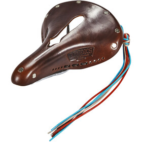 Brooks B17 S Imperial Saddle Made Of Corn Leather Women brown